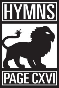 Page CXVI Hymns Logo