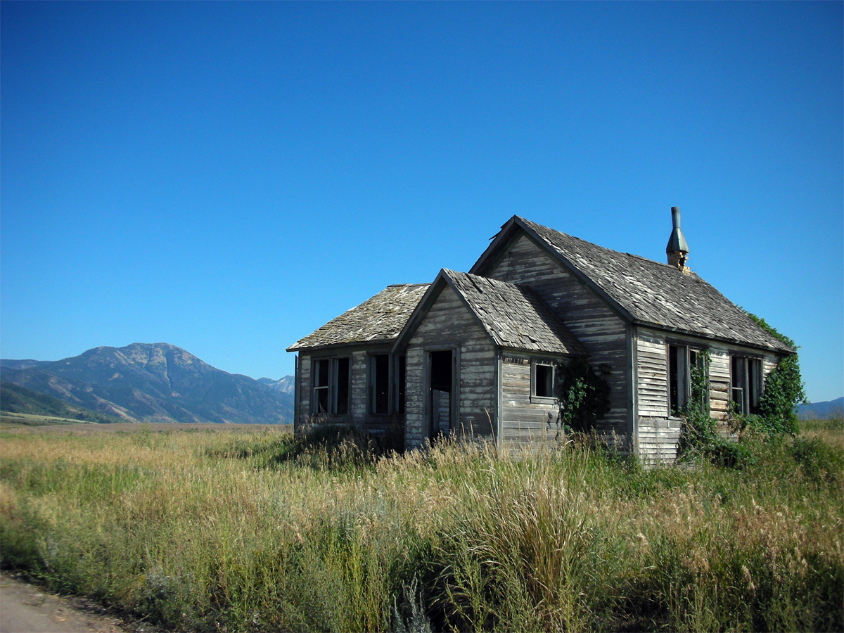 Man of Depravity | old home