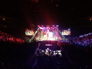 megachurch stage lights