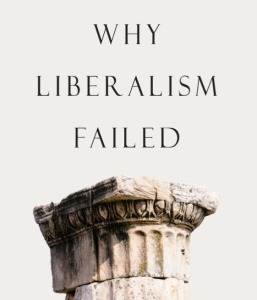 why liberalism failed cover